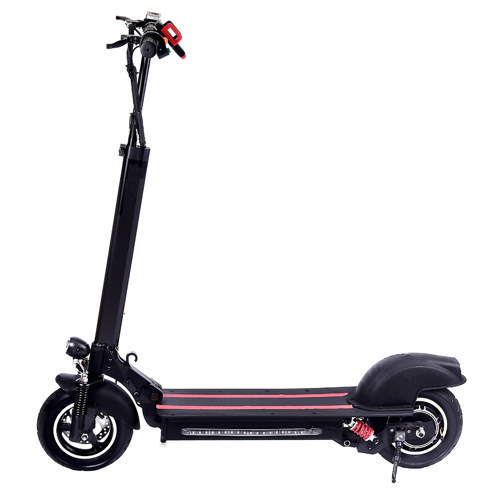 GYL003 10 Inch Folding Electric Scooter 600W Motor Black