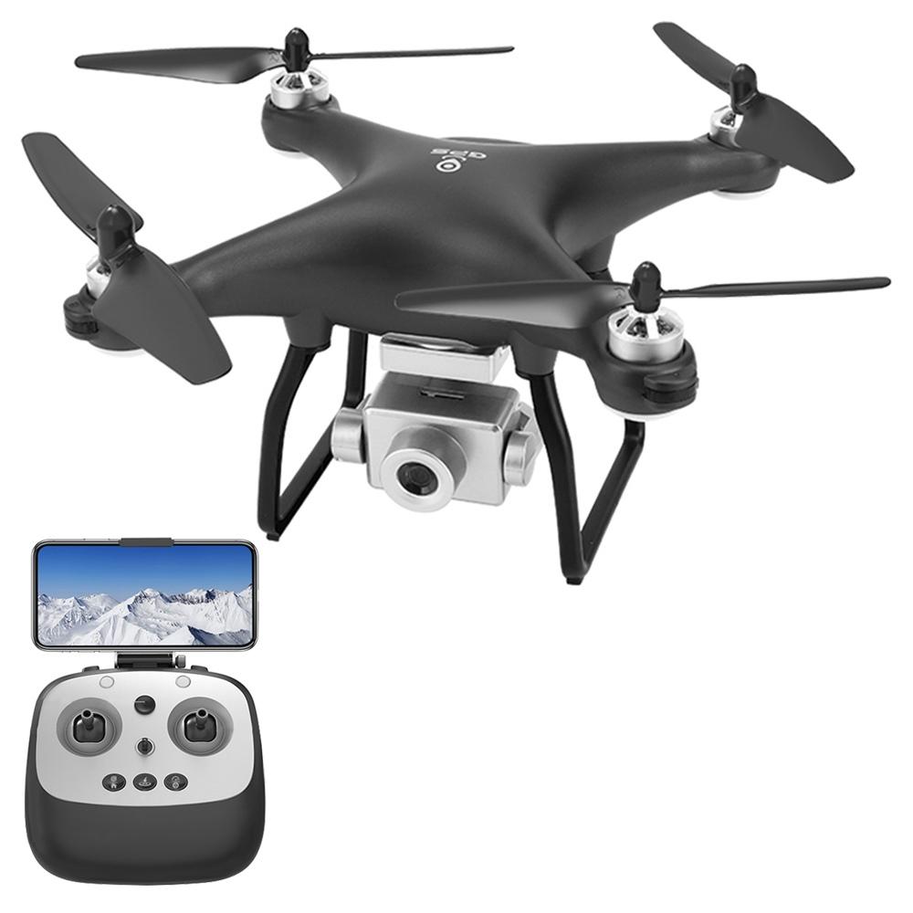 كاميرا JJRC X13 5G WIFI مزدوجة GPS بدون طيار RC مع 4K 120 درجة زاوية واسعة ESC كاميرا Antishake RTF - أسود