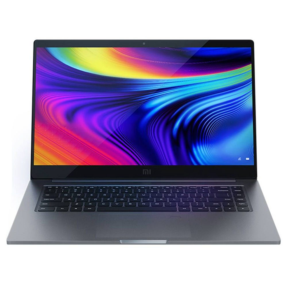 XIAOMI Mi Notebook Pro الإصدار المحسن من Intel Core i5-10210U 15.6 بوصة 1920 x 1080 FHD Screen NVIDIA GeForce & # 174 ؛ MX250 Windows 10 8GB DDR4 512GB SSD Full Size Backlight Keyboard - Gray