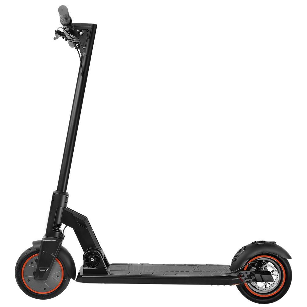 KUGOO M2 PRO Folding Electric Scooter 350W Motor LED Display Screen 3 Speed Modes Max 25km/h 8.5 Inch Tire - Black