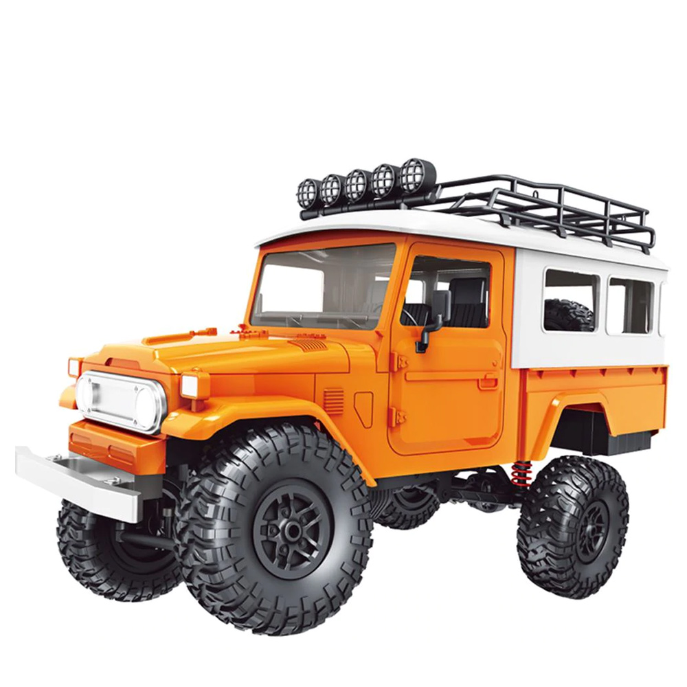 MN Model MN-40 1/12 2.4G 4WD Αναρρίχηση Off-road Vehicle RC Car RTR - Orange
