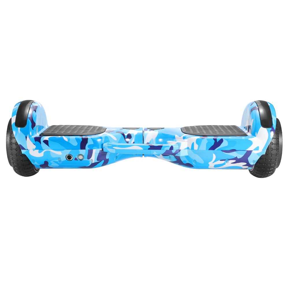 Imina 6.5 inch Self Balancing Scooter Hoverboard 500W with Bluetooth Speaker and StripLight - Camouflage фото