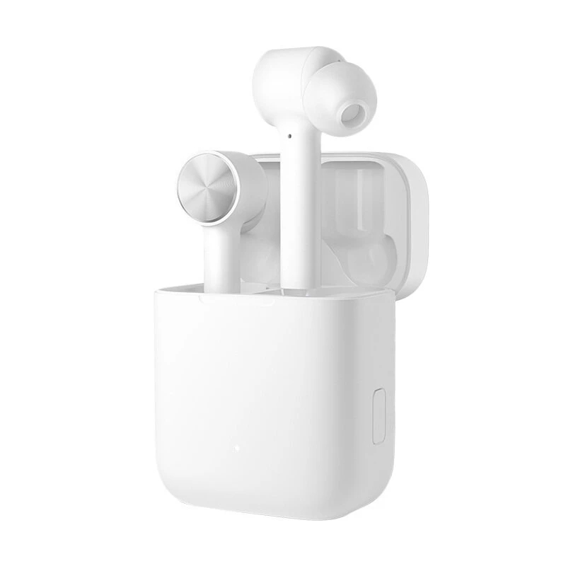 International Edition] Xiaomi Air Lite Earphones TWS ENC Noice Cancelling Bluetooth 5.0 Noise Cancelling AAC SBC In-ear Detection Touch Control