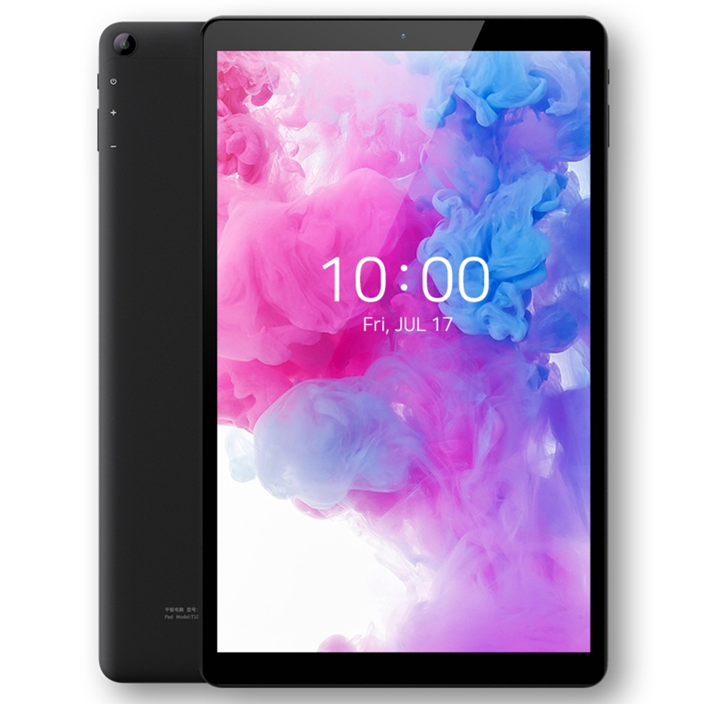 ALLDOCUBE iPlay 20 Pro 4G LTE Tablet PC UNISOC SC9863A Octa Core 10.1 Inch 1920 x 1200 IPS Screen Android 10.0 6GB RAM 128GB ROM Dual Camera 6000mAh Battery - Black