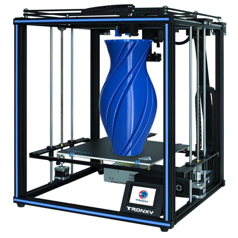TRONXY X5SA-400 PRO Stampante 3D fai-da-te 400 * 400 * 400mm Core XY Titan Extruder Auto Livellamento Autolivellamento Filamento Dectection Power Riprendi