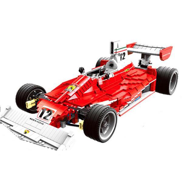 XINGBAO 03023 Red Power Racer építőelem