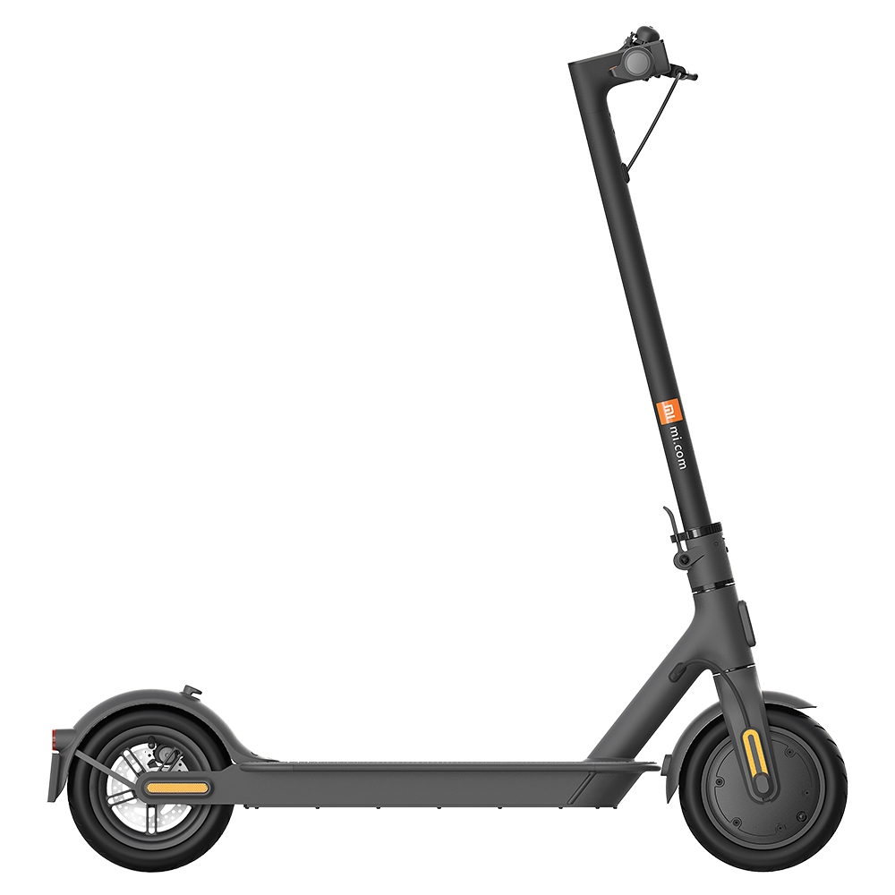 Mi Scooter elettrico Essential Xiaomi Scooter elettrico pieghevole Lite Motore da 250 W Pneumatici da 8.5 pollici Pneumatici 20 km Gamma generale 20 km / h Velocità massima IP54 E-ABS e freno a disco Versione globale - Nero