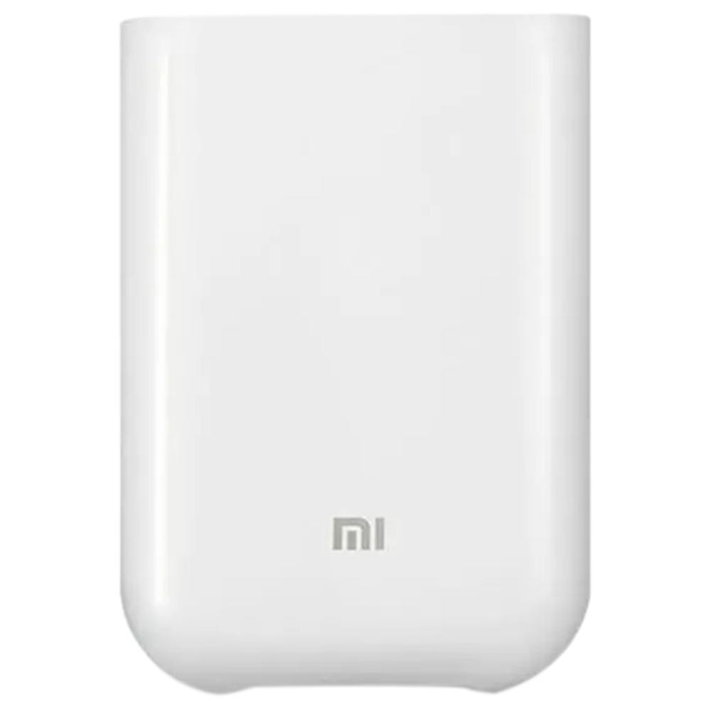 Xiaomi Pocket Photo Printer 3 Inch 300 DPI AR ZINK Niet-inkttechnologie Draagbare fotoprinter APP Bluetooth-verbinding - Wit