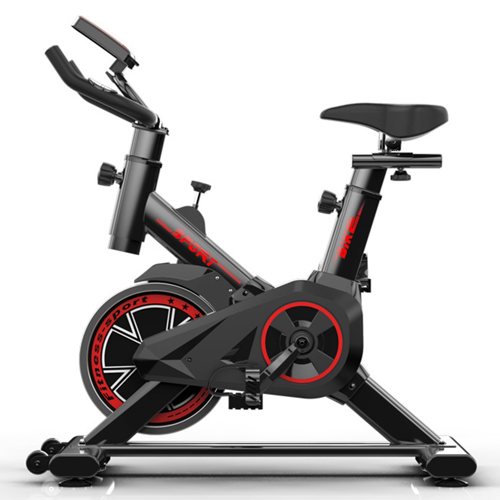 Indoor Home Use Silent Station Spinning Bike Maximale Belastung 330 lbs