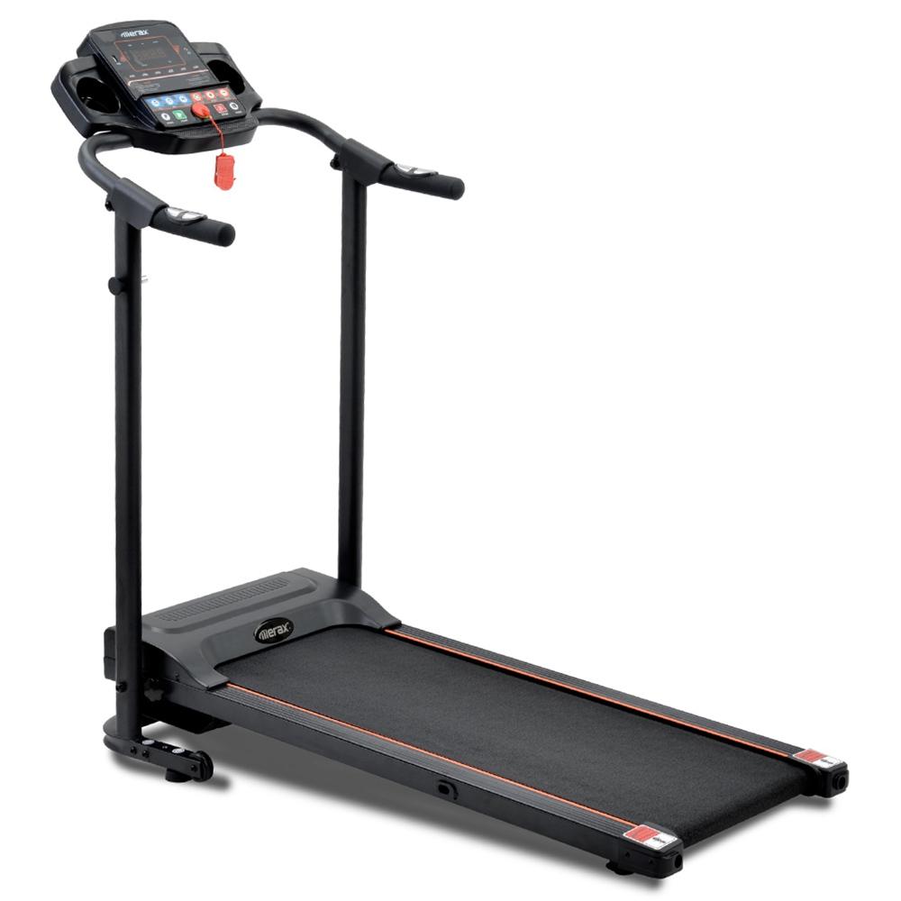 Μηχανή για τρέξιμο Merax Foldable Treadmill με μεγάφωνο για οικιακή γυμναστική-γυμναστική