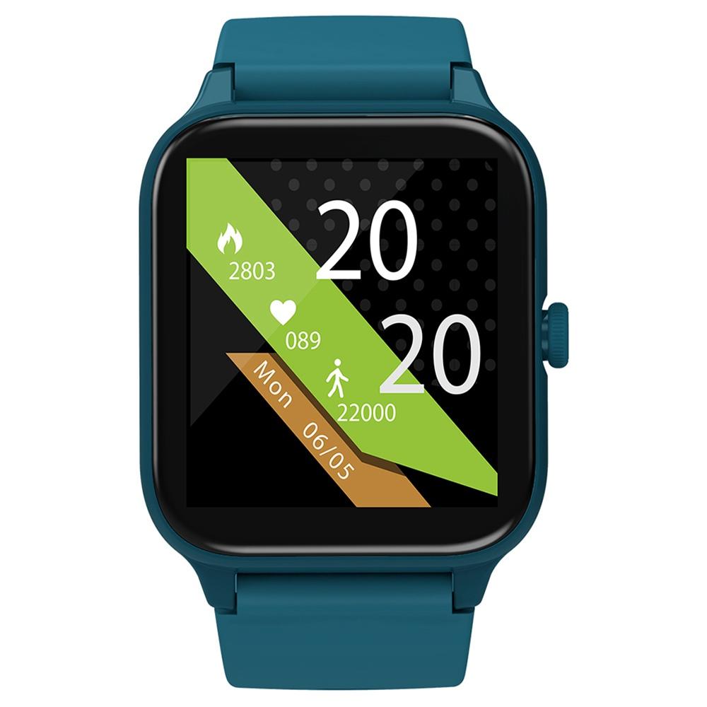 "Blackview R3 Pro Smartwatch 1.54 ""TFT HD Στρογγυλή οθόνη Παρακολούθηση καρδιακού ρυθμού Οξυμετρία Παρακολούθηση ύπνου 5ATM Sports Αδιάβροχη εφαρμογή Υποστηρίζει πολλαπλές γλώσσες - Πράσινο"