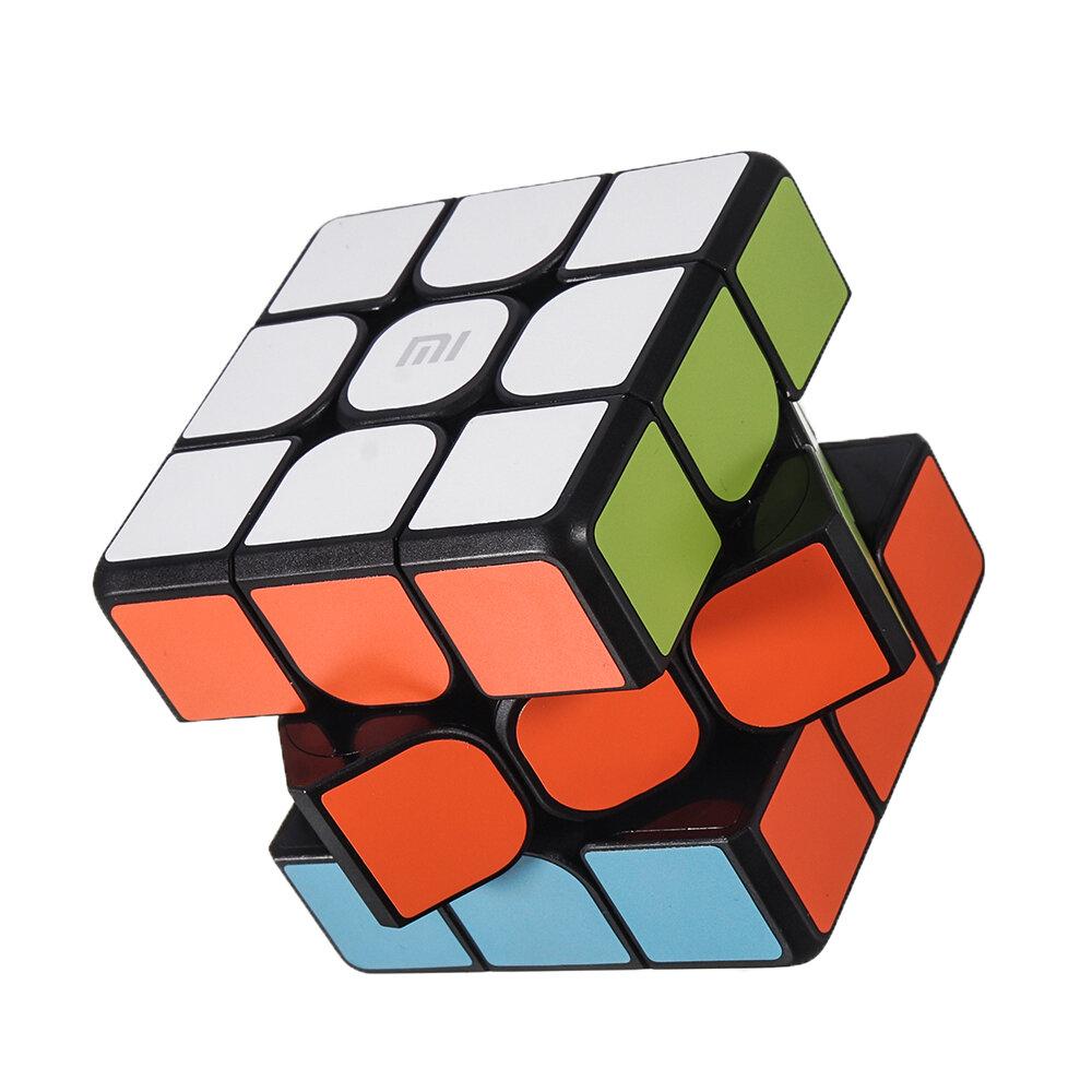 Xiaomi Smart Magic Cube Bluetooth 5.0 Sześcioosiowy czujnik 3x3x3 Square Magnetic Cube Puzzle Toy