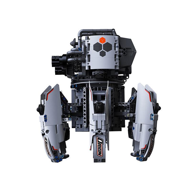 Xiaomi Building Blocks Orion Hexapod Titan Jupiter Dawn Series Bluetooth 5.0 APP Control Sci-Fi Kids Puzzle Toy