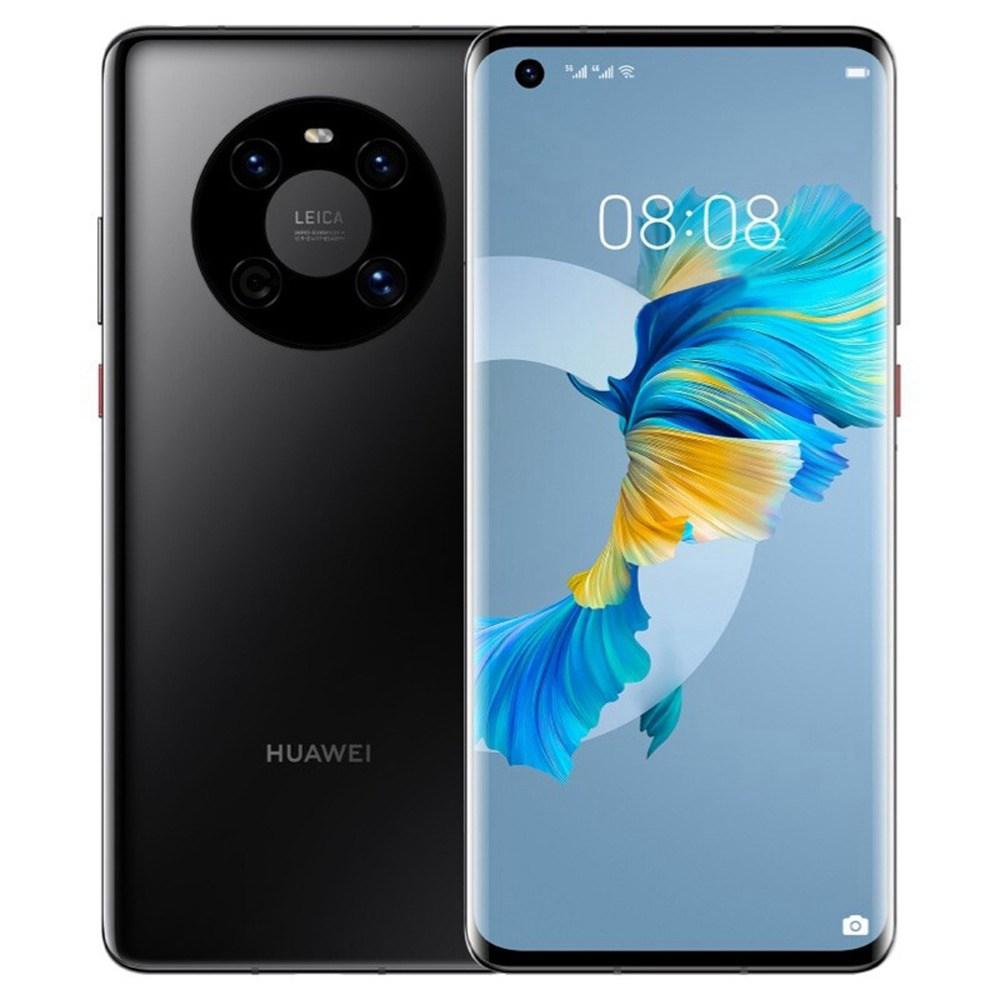 Huawei Mate 40 CN Έκδοση 5G Smartphone 6.5 ίντσες Kirin 9000E Octa Core 8GB 128 GB 50MP πίσω κάμερα 40W Fast Charge - Μαύρο