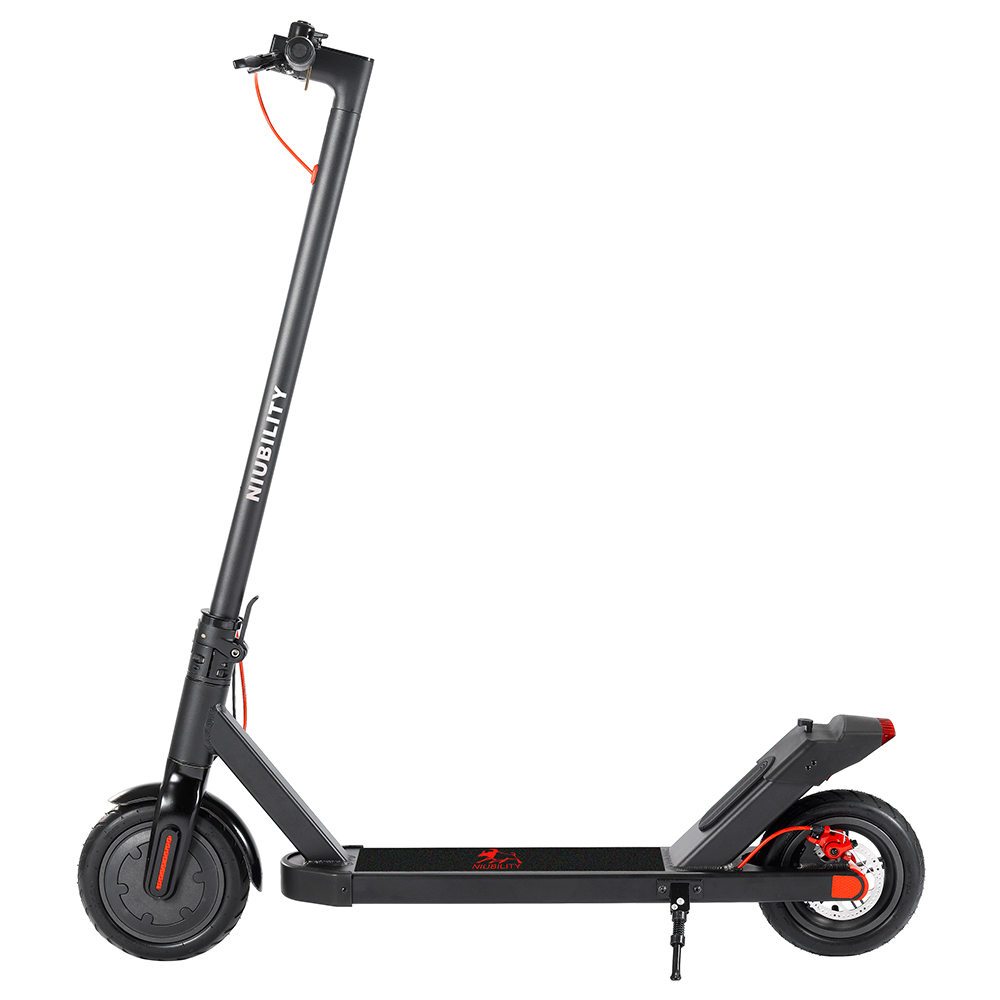 Электрический скутер NIUBILITY N1 7.8 Ач Аккумулятор 250 Вт Мотор до 25 км Диапазон пробега 8.5 дюйма Колесо 25 км / ч Дисковый тормоз - черный