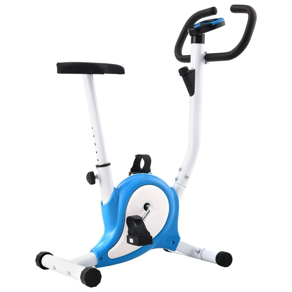 Велотренажер с поясом Resistance Blue