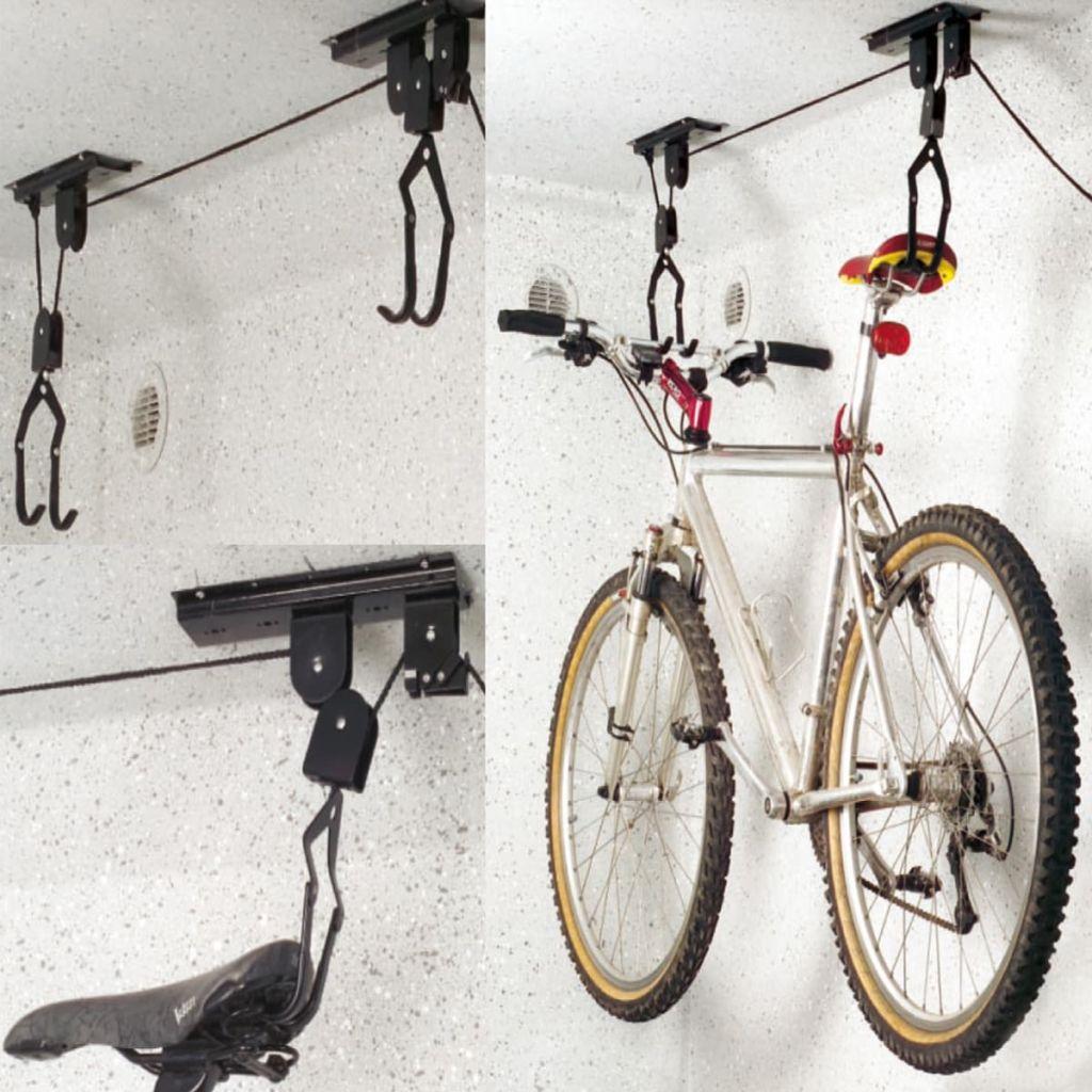 ProPlus天井に取り付けられた自転車リフト730915