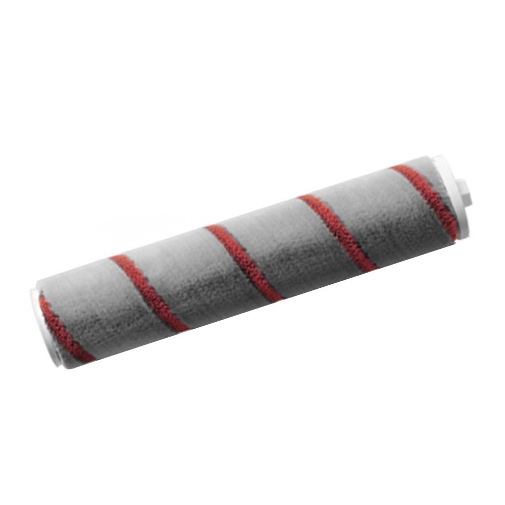 Мягкая бархатная вращающаяся щетка для беспроводного пылесоса Dreame V11 - красный