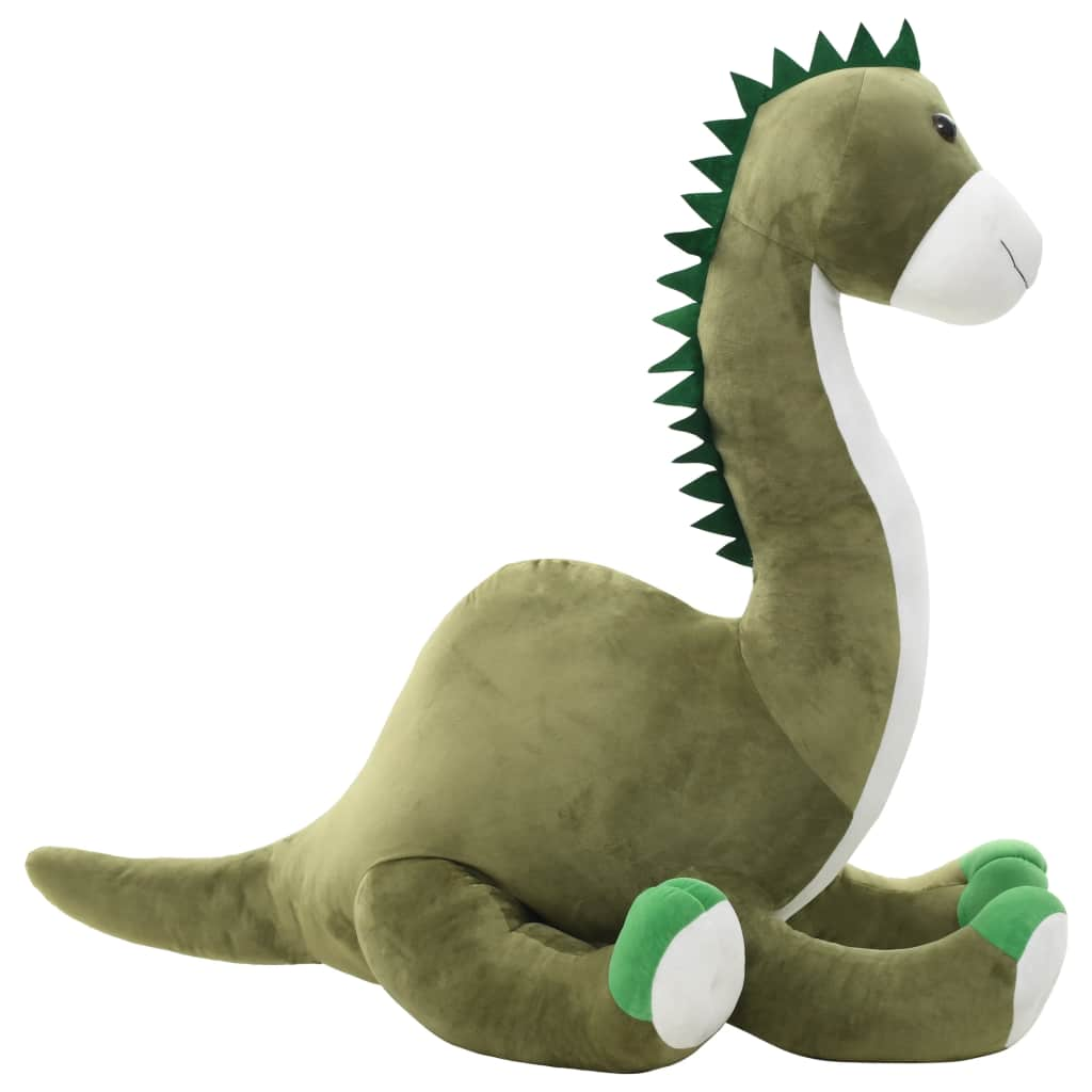 ไดโนเสาร์ Brontosaurus Cuddly Toy Plush Green
