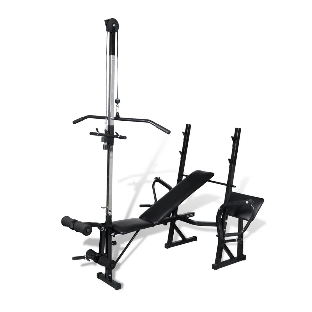 Fitness Workout Bench Home Gym