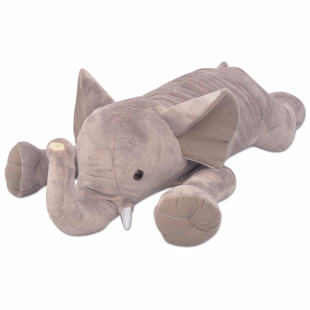 Plüsch Kuscheltier Elefant XXL 95 cm
