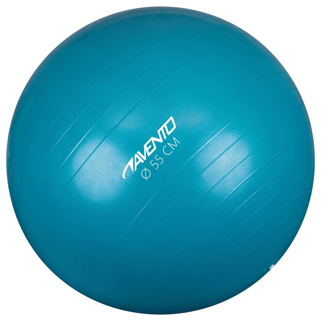 Avento Fitness / Gym Ball Dia. 55 cm Μπλε