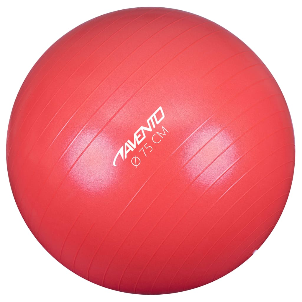 Avento Fitness/Gym Ball Dia. 75 cm Pink