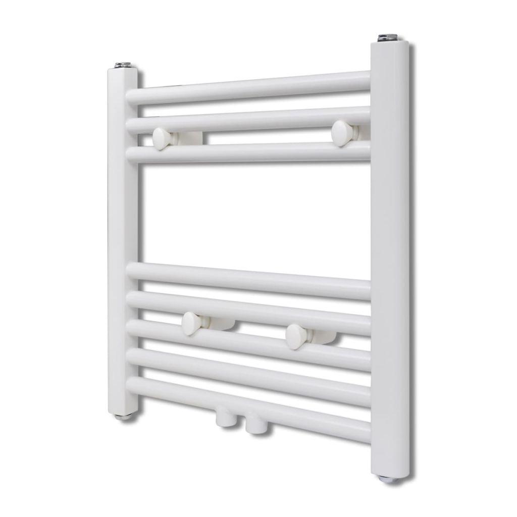 Radiateur sèche-serviettes pour salle de bain, droit 480 x 480 mm