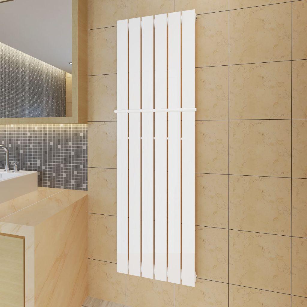 Ράφι πετσέτα θέρμανσης 465mm Πάνελ θέρμανσης Λευκό 1500mm