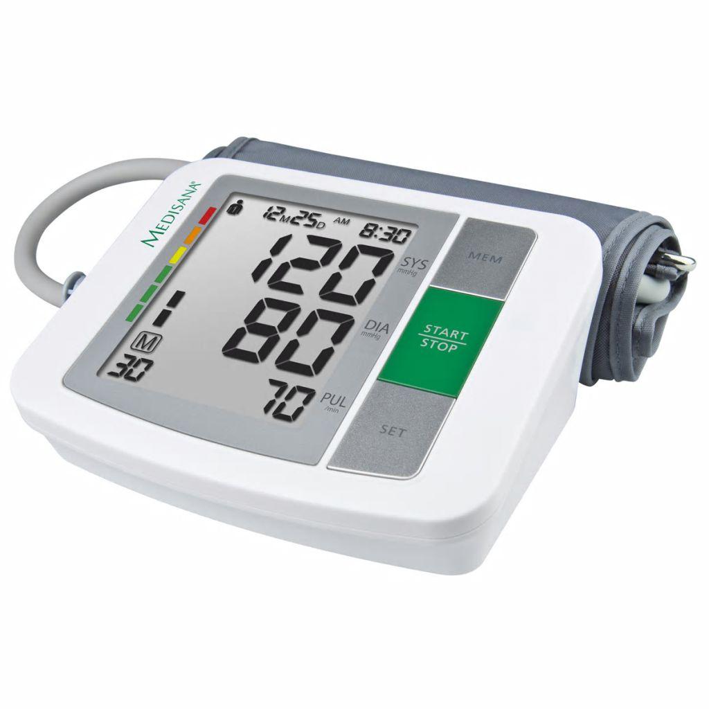ميديسانا جهاز قياس ضغط الدم من أعلى الذراع BU 510