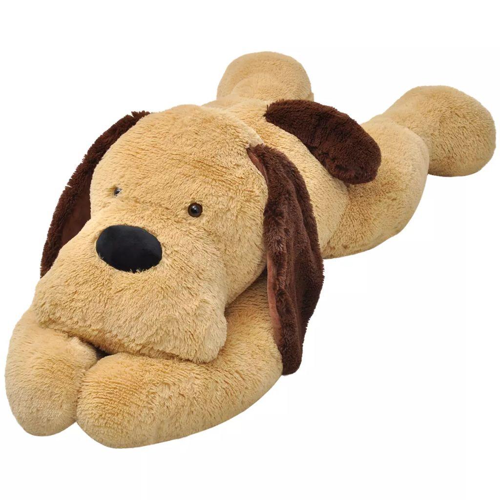 Plüssbarna kutyus játék 120 cm