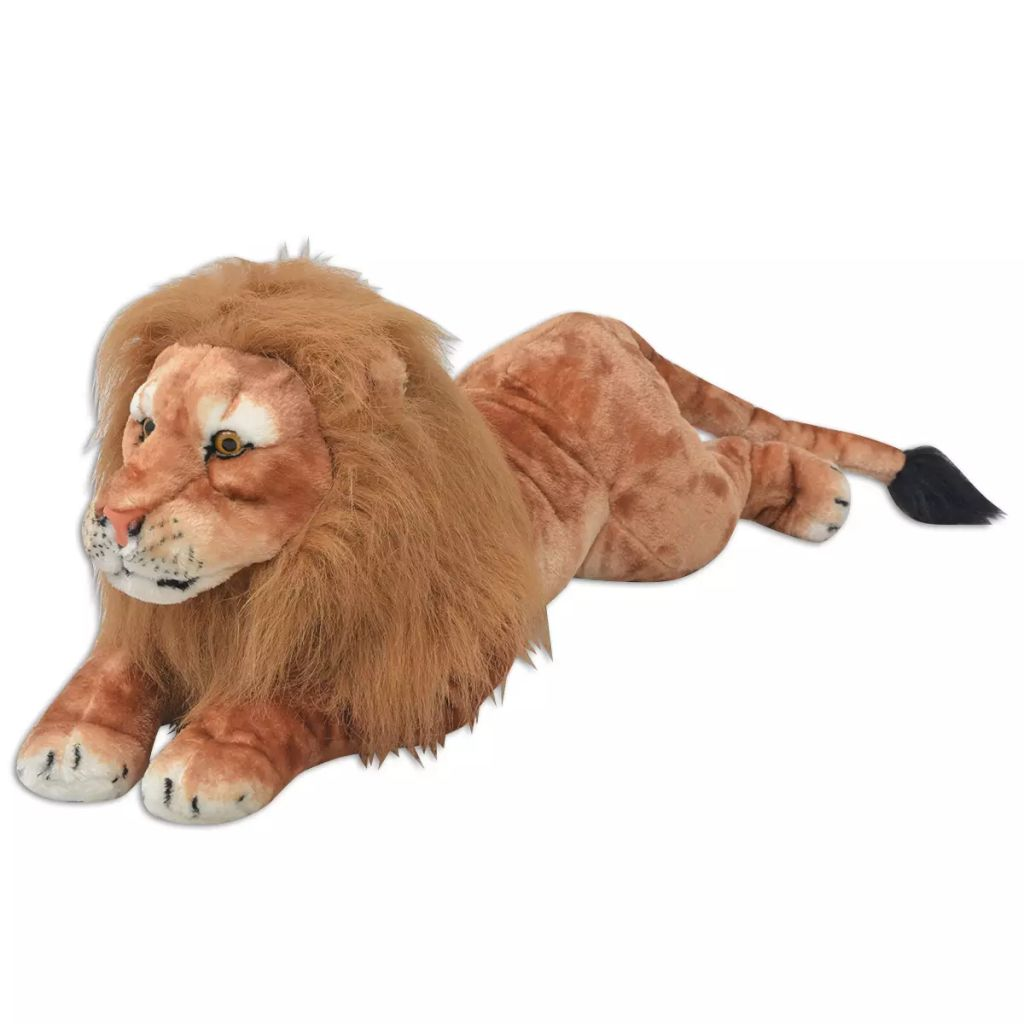 Peluche Lion Jouet Marron XXL
