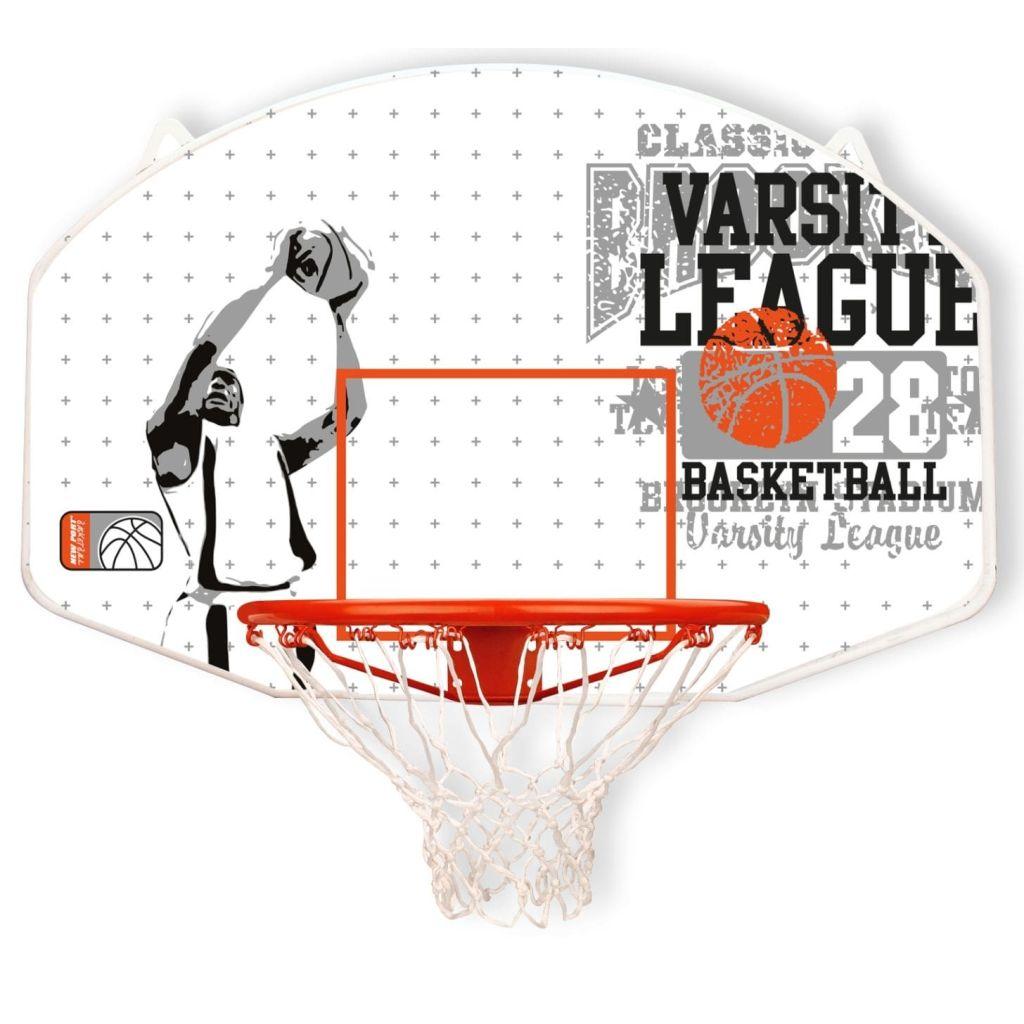 Новый баскетбольный щит с портом и кольцом из стекловолокна 16NY-WGO-Uni