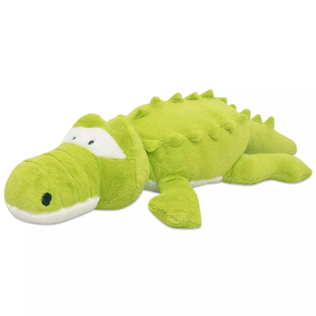 Plüss Plüss Játék Krokodil XXL 100 cm