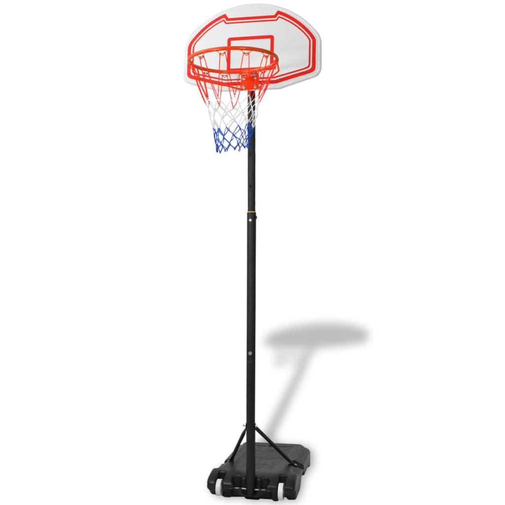 Переносное баскетбольное кольцо 250 см