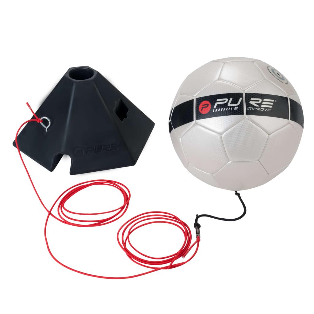 Pure2Improve Футбольный мяч-тренажер