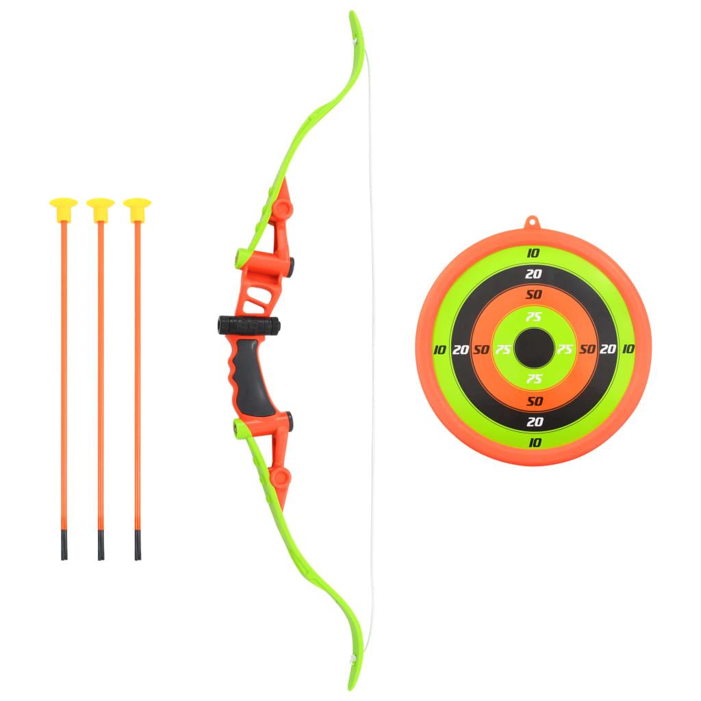 Ensemble de tir à l'arc pour enfants 5 pièces 68 cm