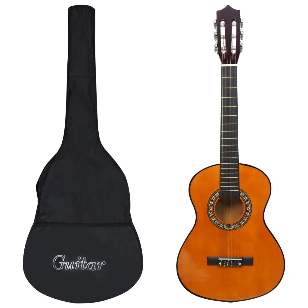 """Ensemble débutant de guitare classique 8 pièces 1/2 34 """""""