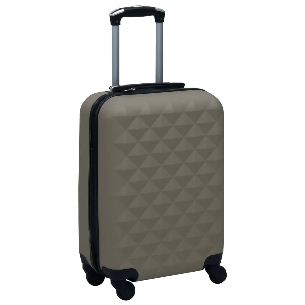 Hardcase Trolley Anthrazit ABS