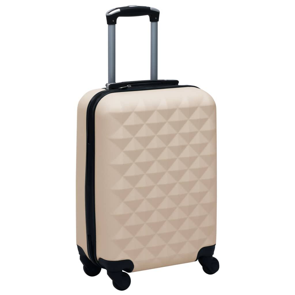 Hardcase Trolley Gold ABS