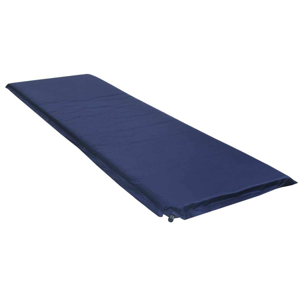 Materasso gonfiabile ad aria 66x200 cm Blu