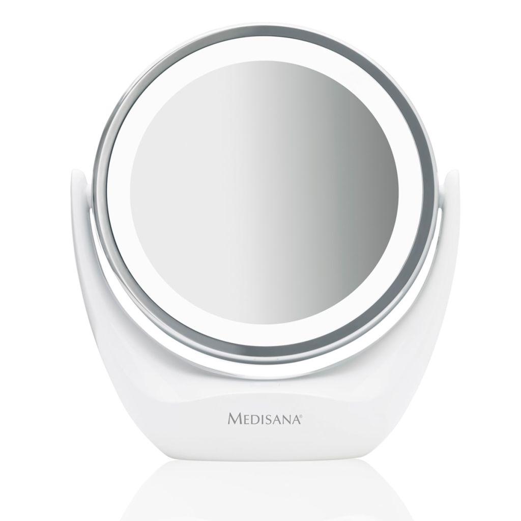 Miroir cosmétique 2 en 1 Medisana CM 835 12 cm Blanc 88554