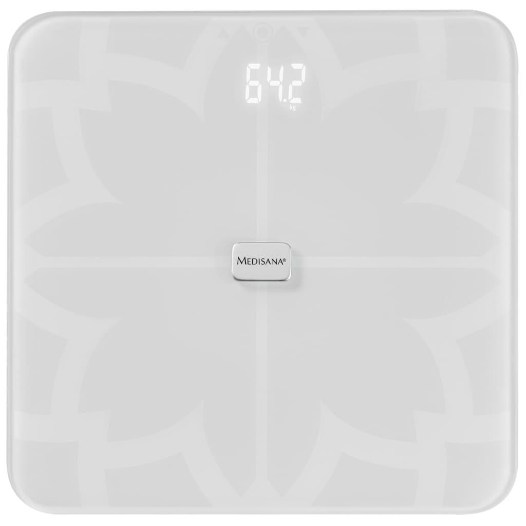 مقياس تحليل الجسم Medisana BS 450 CONNECT أبيض