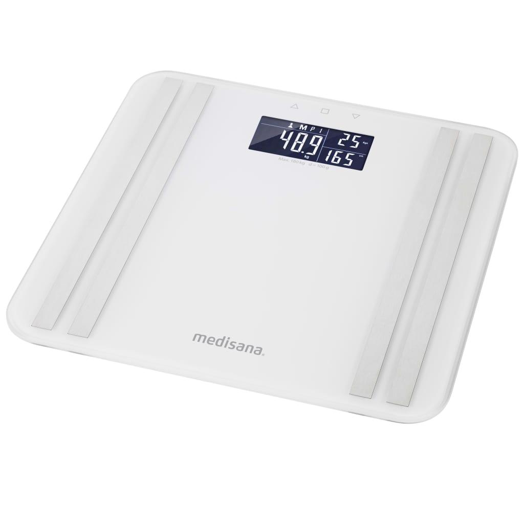 Balance d'analyse corporelle Medisana BS 465 Blanc
