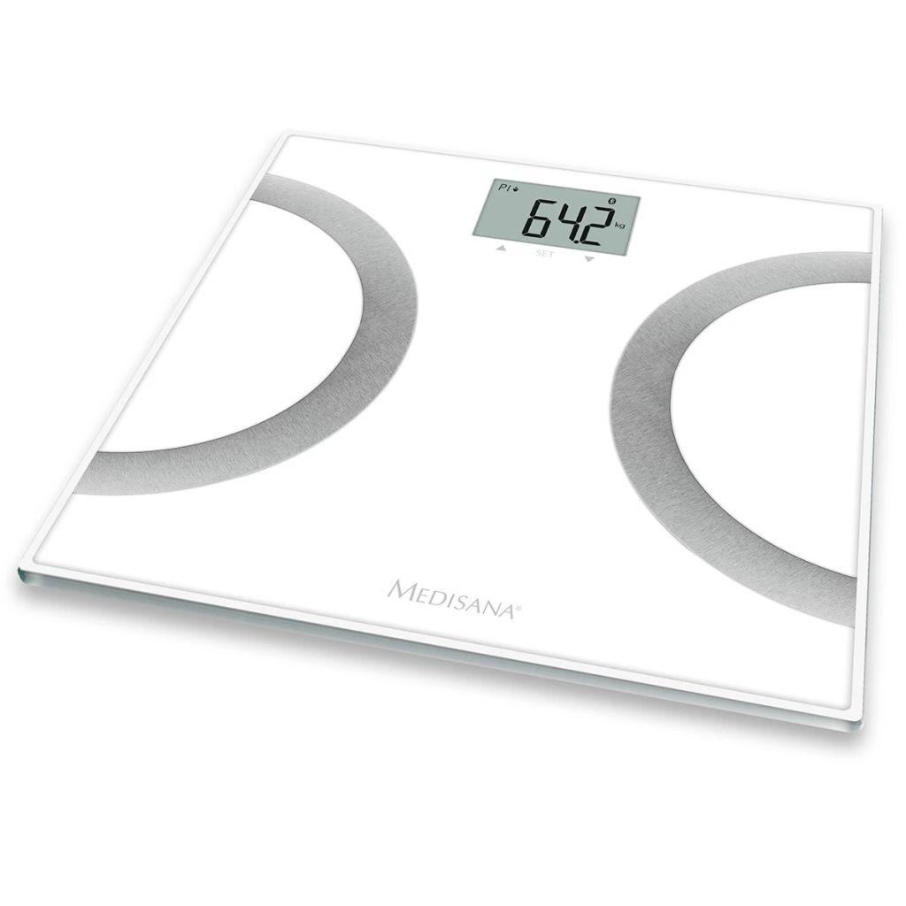 Medisana testanalízis mérlegek BS 445 180 kg fehér 40441