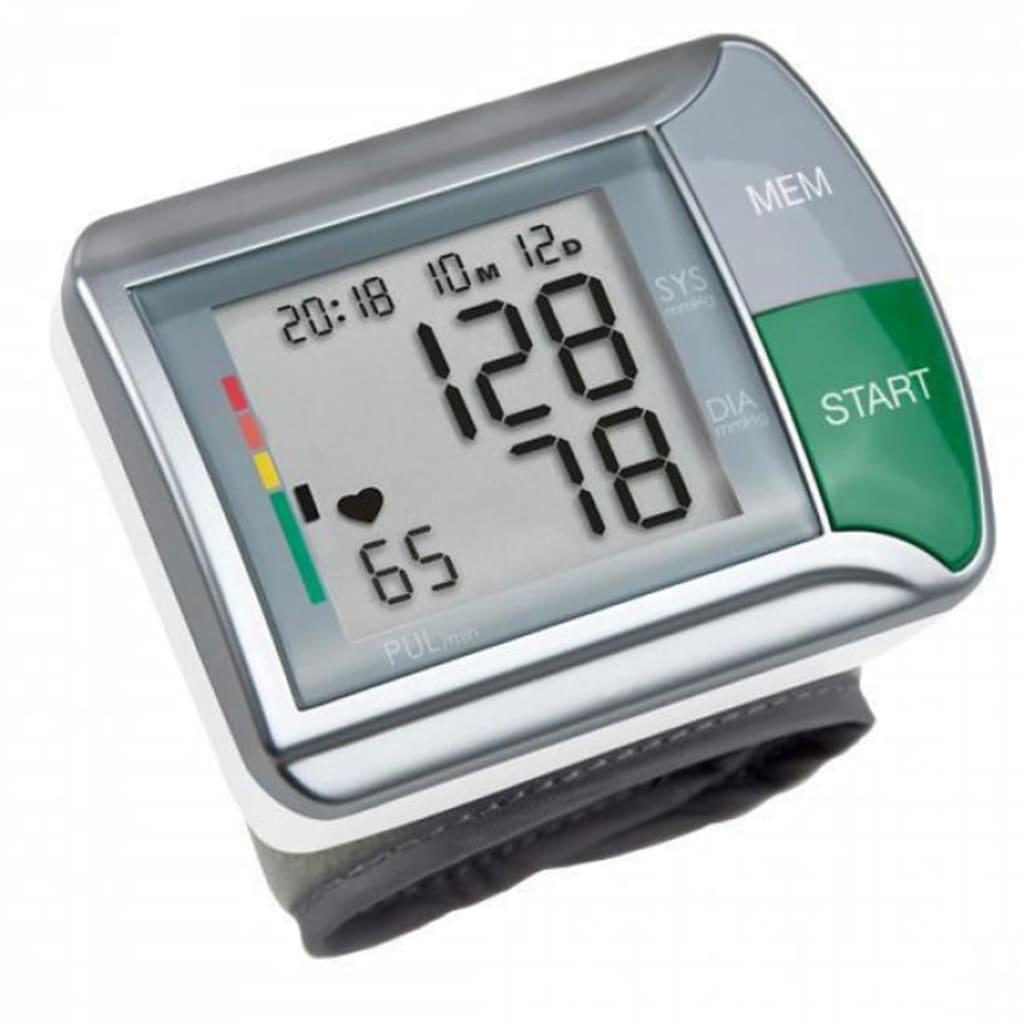 ميديسانا جهاز قياس ضغط الدم HGN أبيض وفضي