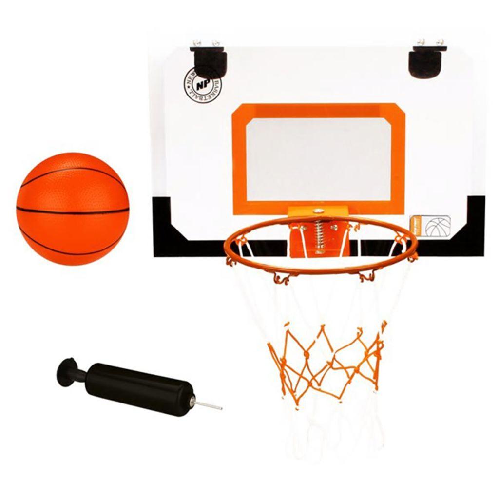 New Port Mini Basketball Board avec anneau, ballon, pompe 16NA