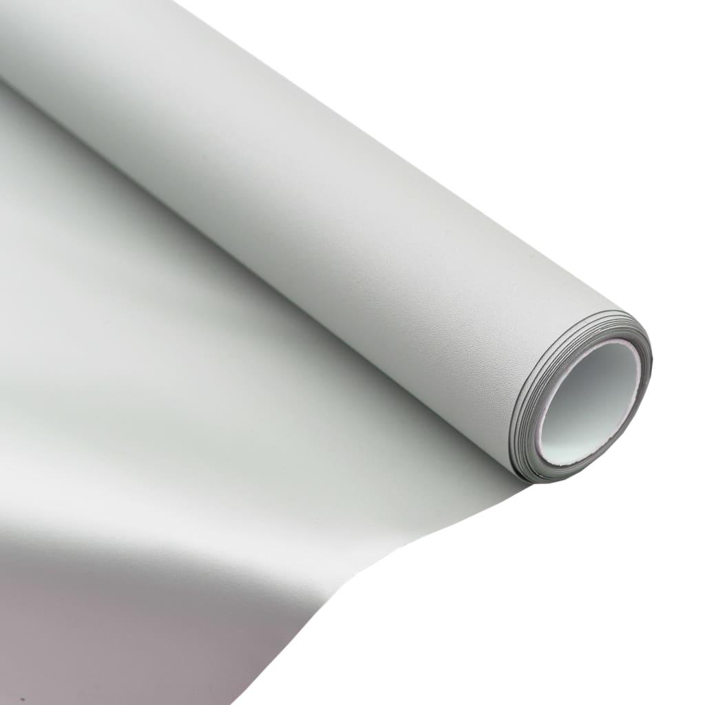 """Projeksiyon Perdesi Kumaş Metalik PVC 63 """"1: 1"""