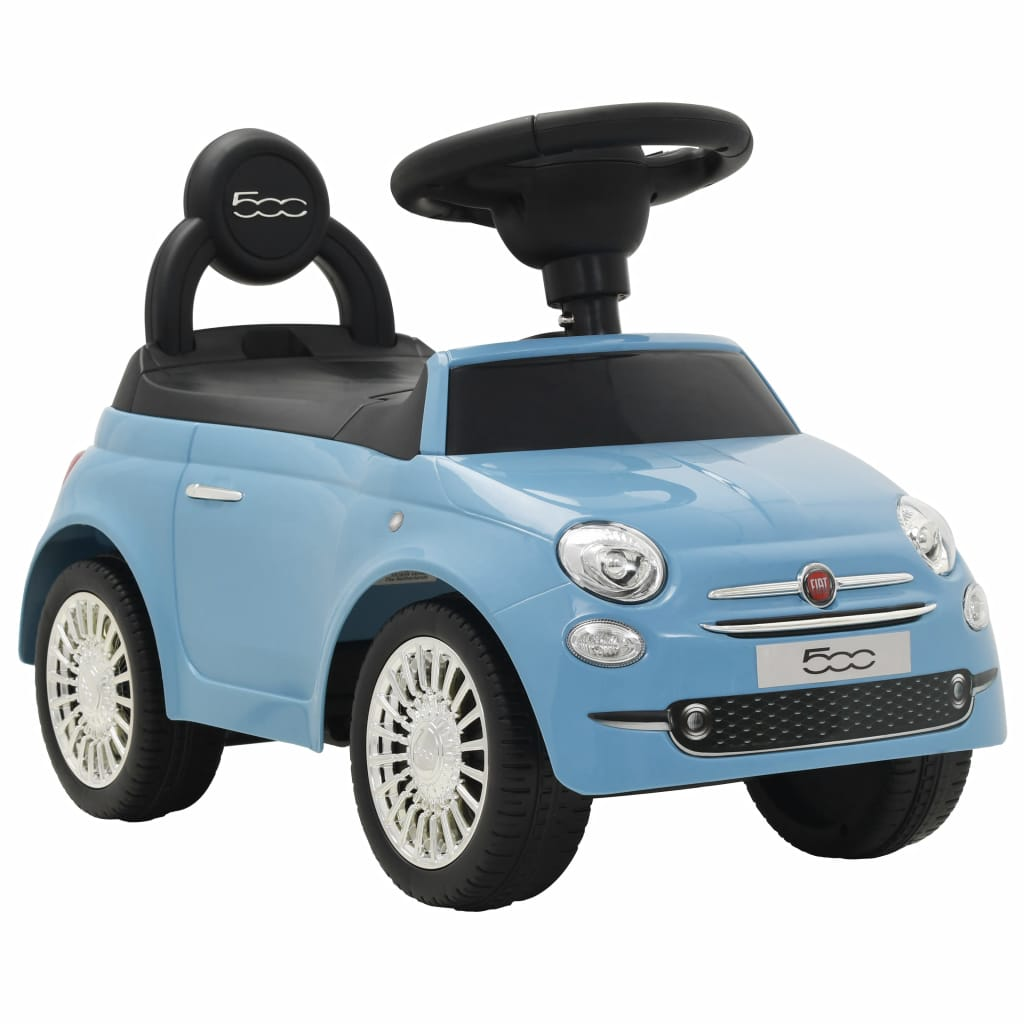 Ride-on Car Fiat 500 Blue