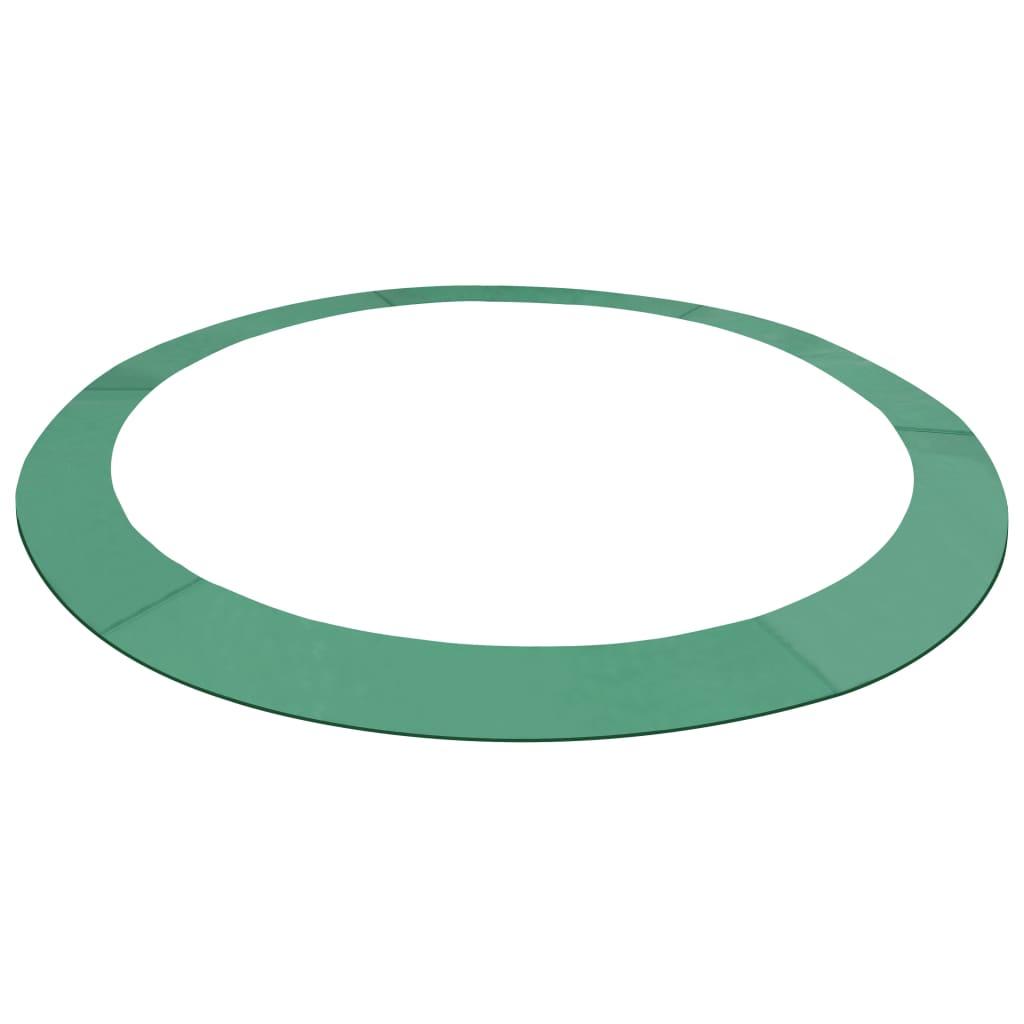 Biztonsági alátét PE Green 12 láb / 3.66 m-es kerek trambulinhoz